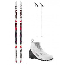 Cross Country Ski Rental Package