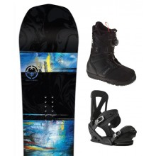 Performance Demo Snowboard Rental Package