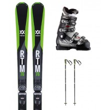 Performance Ski Rental Package