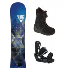 Recreational Snowboard Rental Package