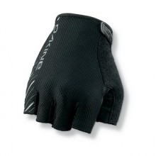 NOVIS 1/2 FINGER GL BLACK S