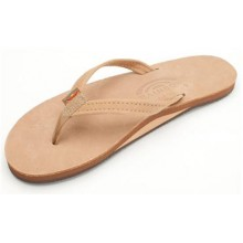 Rainbow Sandals Premier Leather Single layer with Narrow Strap