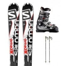 Recreational Ski Rental Package